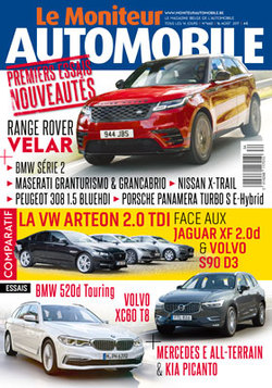 Moniteur Automobile magazine n° 1660