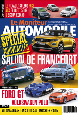 Moniteur Automobile magazine n° 1662