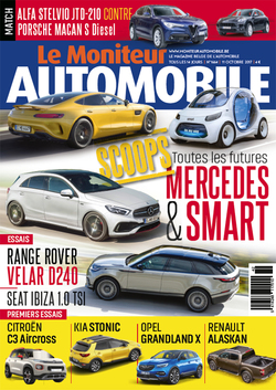 Moniteur Automobile magazine n° 1664