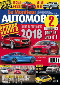 Moniteur Automobile magazine n° 1668