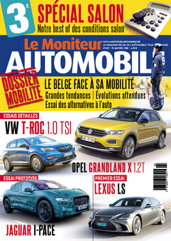 Moniteur Automobile magazine n° 1671