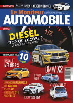 Moniteur Automobile magazine n° 1673