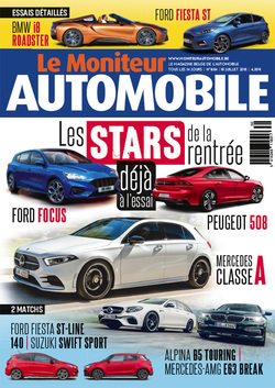 Moniteur Automobile magazine n° 1684