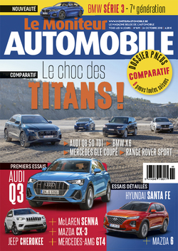 Moniteur Automobile magazine n° 1691