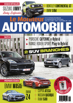 Moniteur Automobile magazine n° 1693