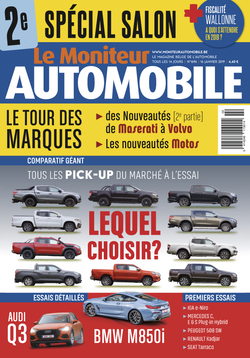 Moniteur Automobile magazine n° 1696