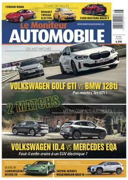 Moniteur Automobile magazine n° 1754