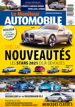 Moniteur Automobile magazine n° 1744