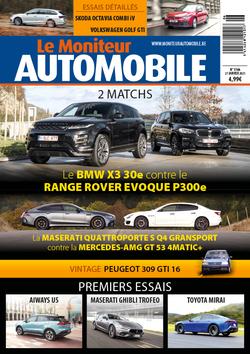 Moniteur Automobile magazine n° 1748