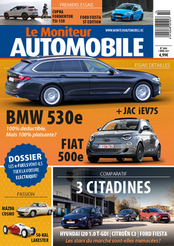 Moniteur Automobile magazine n° 1752