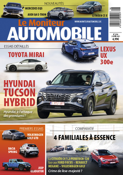 Moniteur Automobile magazine n° 1753