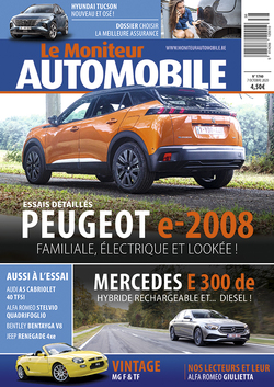 Moniteur Automobile magazine n° 1740