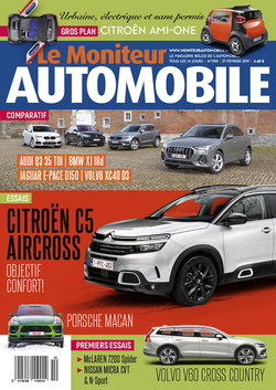 Moniteur Automobile magazine n° 1700