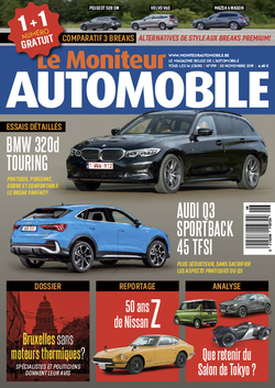 Moniteur Automobile magazine n° 1719
