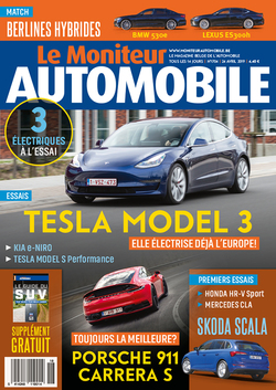 Moniteur Automobile magazine n° 1704