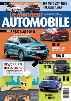 Moniteur Automobile magazine n° 1705