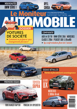 Moniteur Automobile magazine n° 1707