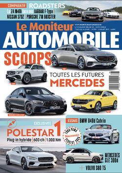 Moniteur Automobile magazine n° 1709