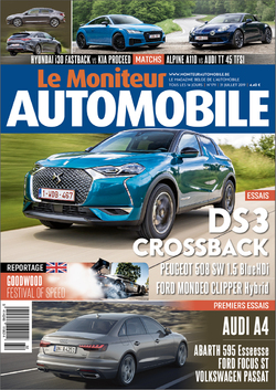 Moniteur Automobile magazine n° 1711