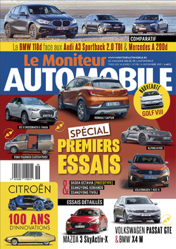 Moniteur Automobile magazine n° 1718