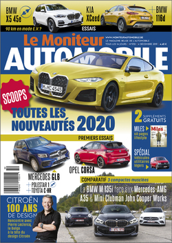 Moniteur Automobile magazine n° 1720