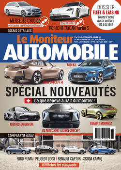 Moniteur Automobile magazine n° 1728