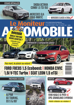 Moniteur Automobile magazine n° 1735