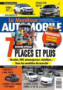 Moniteur Automobile magazine n° 1736