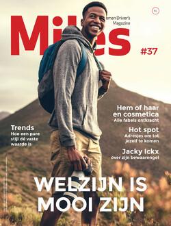 Miles Gentleman Driver's Magazine #37