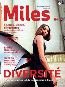 Miles Gentleman Driver's Magazine #40